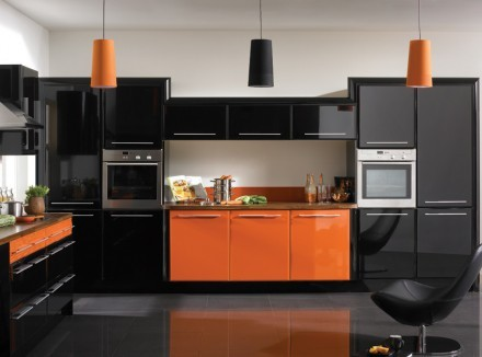 High Gloss Kitchen Collection